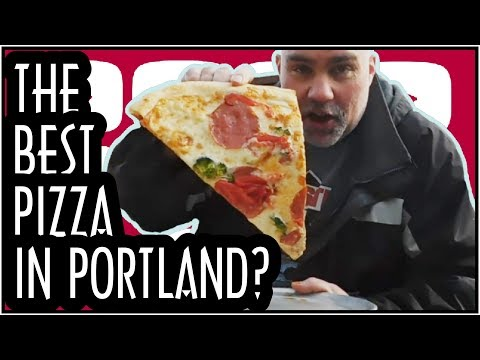 Is This Best Pizza In Portland?