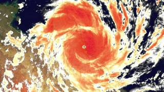 Monster Tropical Cyclone Yasi Slams Australia