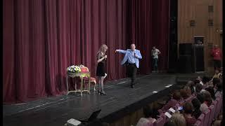 Conferinta Dumitru Constantin Dulcan14 septembrie 2018 intrebari si raspunsuri