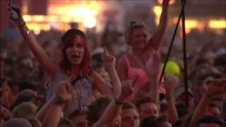 [8/19] The Killers, Miss Atomic Bomb live at T in the Park 2013 [HD 1080p]