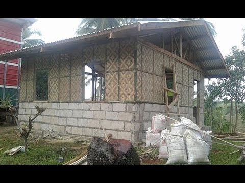 GLIMPSE OF OUR NIPA HUT GUESTHOUSE SIMPLE LIFE IN THE PHILIPPINES FOREIGNER LIFESTYLE
