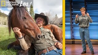 Why Four Cowboys Rode Wild Horses 3,000 Miles Across America (Part 3) | Nat Geo Live