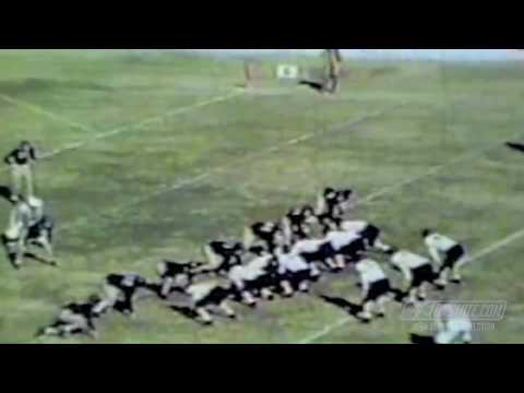 1945 Cotton Bowl: Oklahoma State vs. TCU - Part 1/2