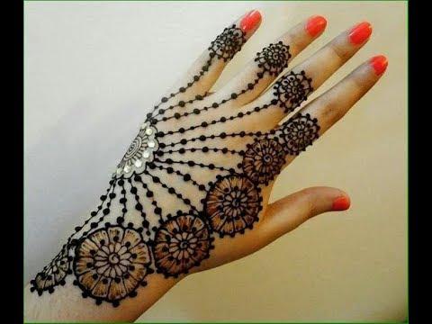 Pakistani Bridal New Year Latest Mehndi Designs 2018 Youtube