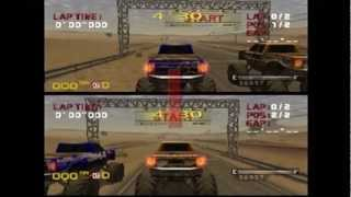 Classic Capture - 4 Wheel Thunder (Dreamcast)
