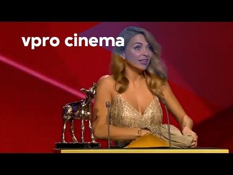 Georgina Verbaan wint Gouden Kalf voor De Surprise