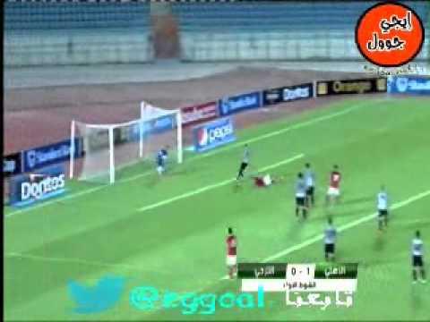 ملخص مباراة الاهلى والترجى التونسى||كأس الإتحاد الأفريقي 2015 ||
