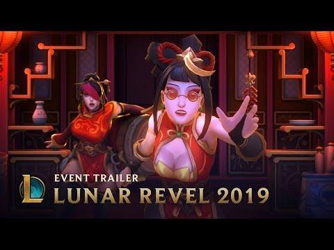 Fortune Favors the Lucky | Lunar Revel 2019 Skins Trailer - League of Legends