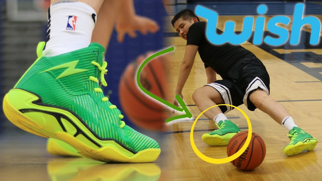 cheap nice basketball shoes