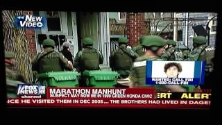 Dr. Craig Albert on Fox News speaking on Chechnya and the Boston Marathon Bombing Suspects