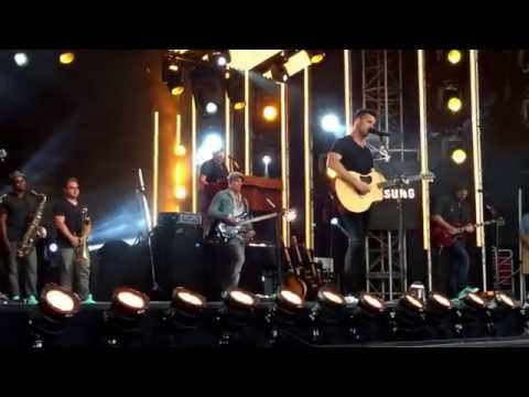 Jake Owen - LAX. Recorded at Jimmy Kimmel Live on Wednesday 21st September 2016