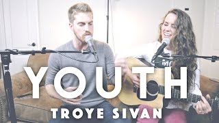 YOUTH || Troye Sivan || Acoustic Beatbox Cover - Kenzie Nimmo and 80Fitz thumbnail