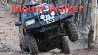 Mount Walker 4WD Trip 2016 Coxs river
