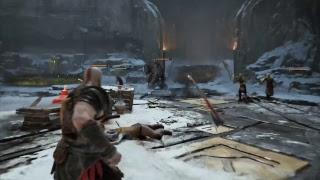 God of war- Live PS4 Broadcast