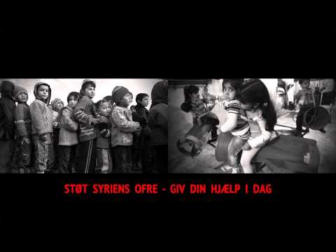 Støt Syriens ofre