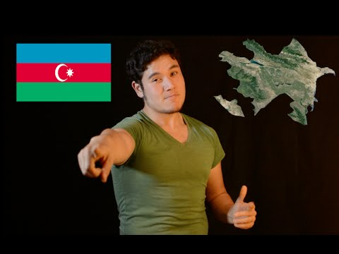 Geography Now! Azerbaijan