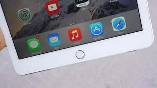 Apple iPad Air 2 Review!(Apple's new flagship tablet, hitting its stride. iPad Air 2: https://www.apple.com/ipad-air-2/ The original iPad Air: http://youtu.be/Hr8E-_yU2YA Ty Moss' iPad ..., 2014-11-11T15:48:09.000Z)