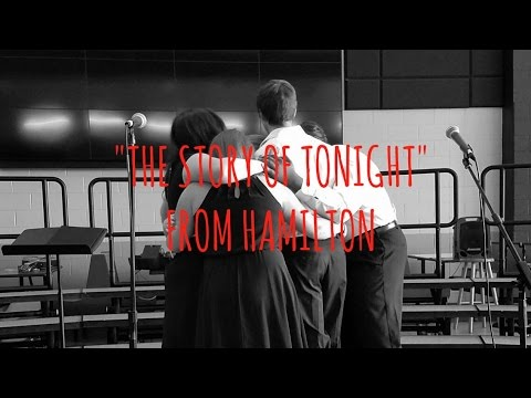 """""""The Story Of Tonight"""" From Hamilton COVER"""