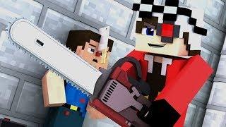 2 САМЫХ СЛАБЫХ МАНЬЯКА НА ПЛАНЕТЕ - (Minecraft Murder Mystery)