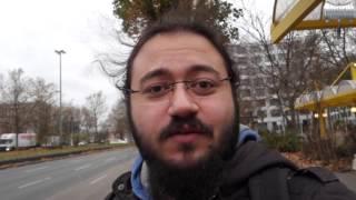 Jahrein's Vlog [Berlin'de İş Güç Gezisi!] [Bölüm 7]