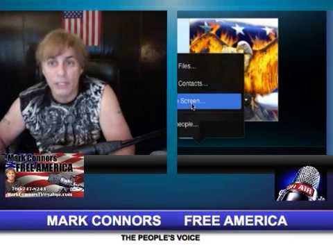 Trip Wire discusses quakeswarm at Yellowstone on Mark Connors' Free America