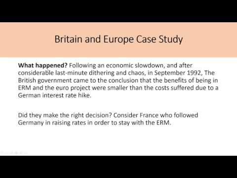 International Macroeconomics CH8– Fixed vs. Floating Regimes, Feenstra