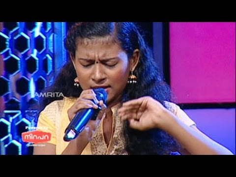 Super Star Junior- 5 | Anjana's Performance That Bagged 30/30 Marks! - sudhamanthram ...