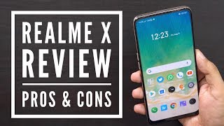 Realme X Review with It 39 s Pros Cons