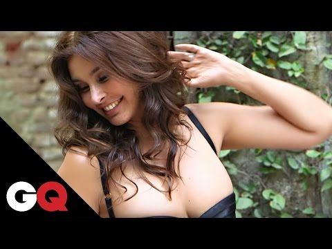 In Love With Lisa Ray  Photoshoot Behindthes  GQ India