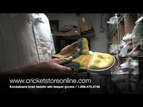 Kookaburra brad haddin wicket keeper gloves