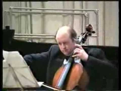 PIANO TRIO #1 for Violin, Cello and Piano in 3 movements by An-lun Huang,Op.30(1981)