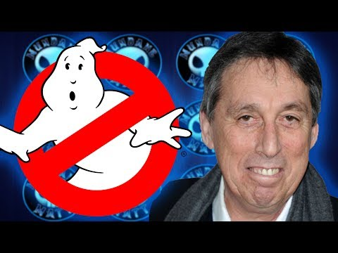 Ivan Reitman talks about GHOSTBUSTERS future at SDCC