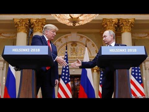 Трампа критикуют после переговоров с Путиным / Новости