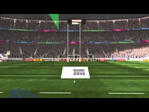 Rugby World Cup 2015 – Trophée Un pied énorme / With The Breeze – PS4