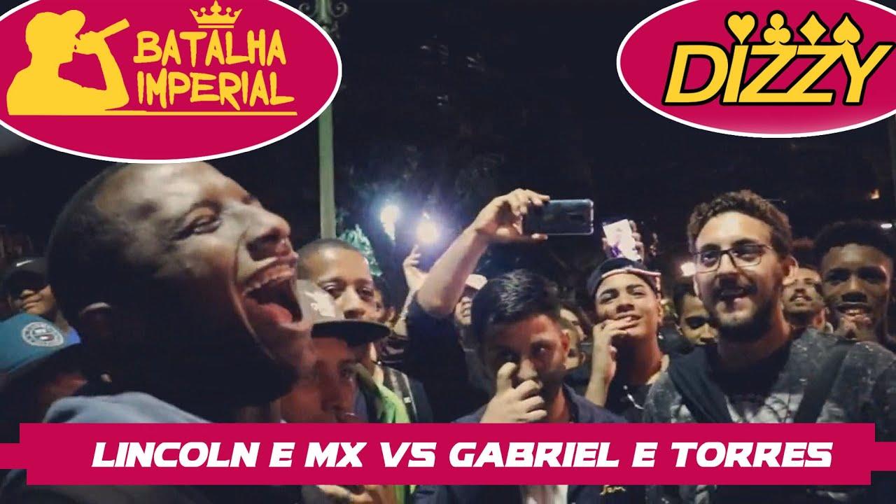 LINCOLN E MX X GABRIEL E TORRES | 3ª BATALHA IMPERIAL | EDIÇÃO BOOMBAP | PETRÓPOLIS | RJ