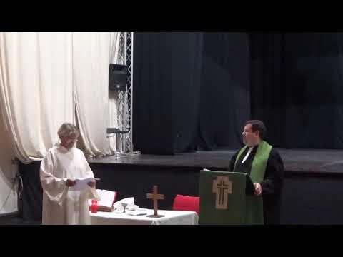 Ordinazione Predicatrice Laica Marta Torcini - Sinodo 2019 CPU