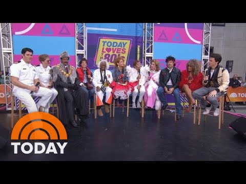 TODAY Loves The '80s! Anchors Look Back On Items From The Decade | TODAY