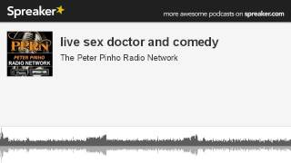 Gambar cover live sex doctor and comedy (made with Spreaker)