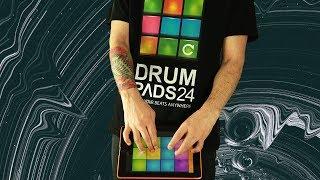 EPIC DNB - DRUM PADS 24 BY ZUKO