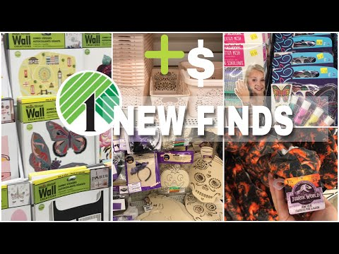 NEW Dollar Tree PLUS TOUR