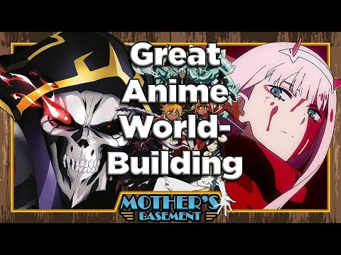 World Building in Anime (Overlord & Darling in the Franxx)