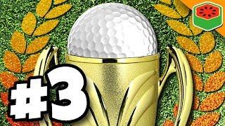 TOURNAMENT OF POWER #3 | Golf It