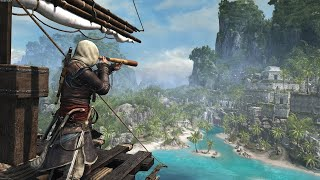 Assassin's Creed 4: Black Flag - Sea Shanties with Sea Sounds