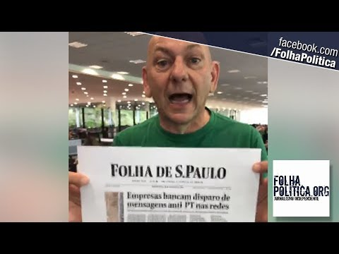 Resultado de imagem para Dono da Havan humilha grupo UOL/Folha de S. Paulo após matéria sobre Bolsonaro, Whatsapp e 'Fake..