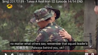 [eng] 20170119 - Takes A Real Man S2 Episode 14/14 END