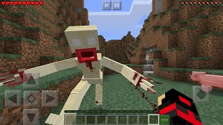 Found SCP 096 In Minecraft Scary Not Fake