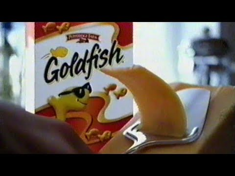 Pepperidge Farm Goldfish Commercial, Nov 11 2004