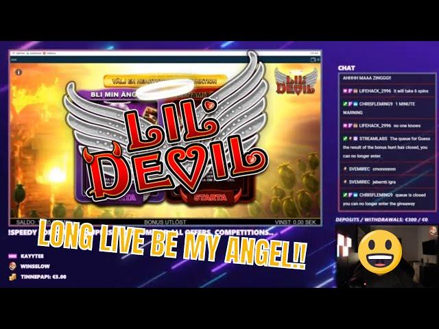 Lil Devil Heartstopper Bonus!! Great One!