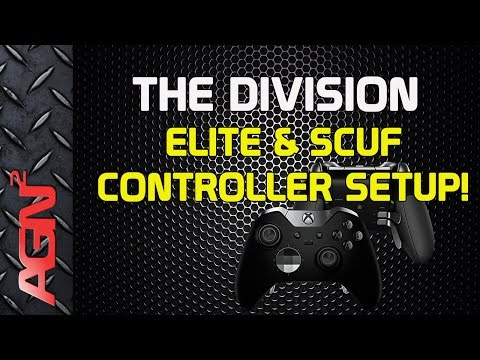 The Division - How to Setup the Elite Controller