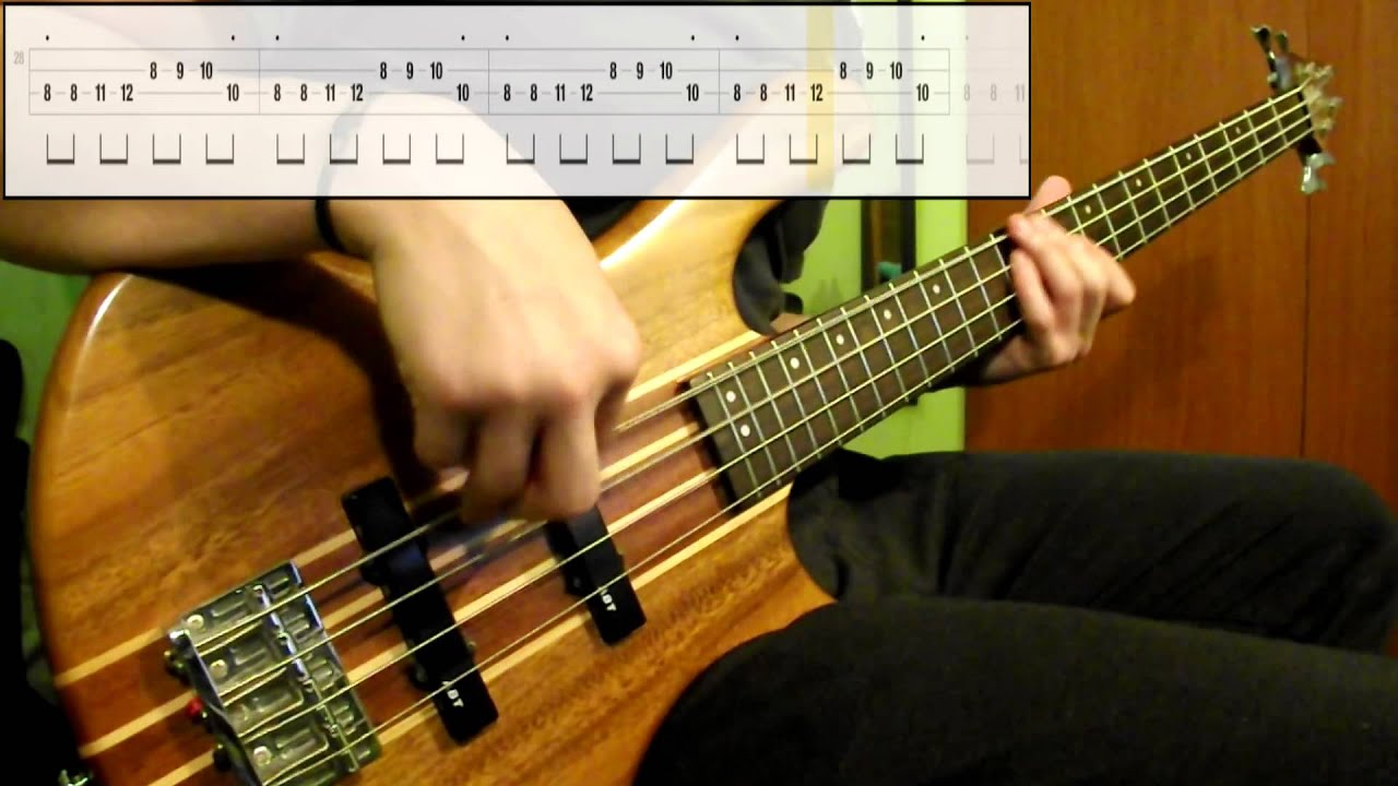 Wonder Woman Theme Bass Cover Play Along Tabs In Video Chords